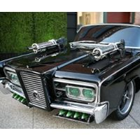 """Carl's Jr. and Hardee's Offer Chance to Win a Wild Ride: A Black Beauty Car from """"The Green Hornet"""" Movie"""