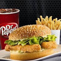 Fast food part 24 for Jack in the box fish sandwich
