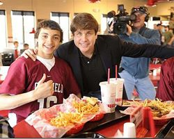 Blagojevich Chooses Freddy's for Final Taste of Freedom