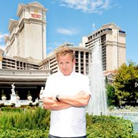 The celebrated chef increases his stake in Las Vegas with his second restaurant opening and an all-new concept