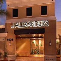 J. Alexander's Corporation Continues Go-Shop Process