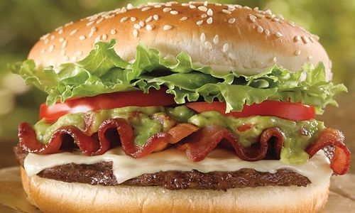 Burger King Makes a Splash with the California Whopper Sandwich