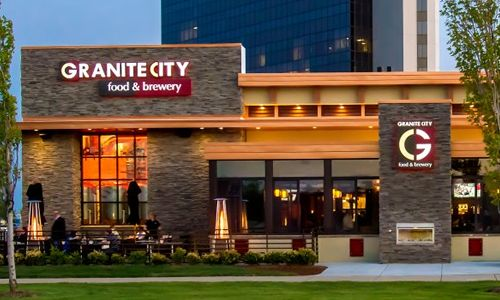 Granite City Food Brewery Set To Open Restaurant In Lyndhurst Ohio