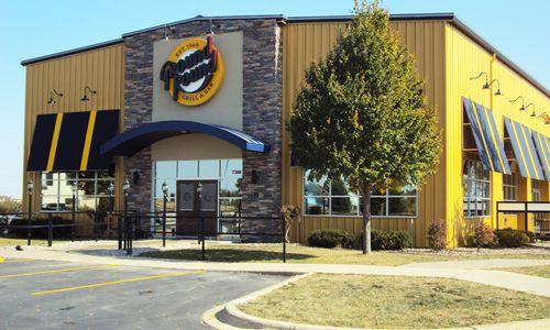 Ground Round Grill Bar Opens Newest Restaurant In Rochester Mn