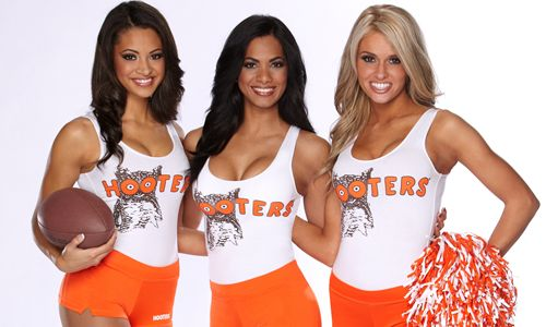 Win Free Wings for a Year at Any Hooters Location During the Big Game