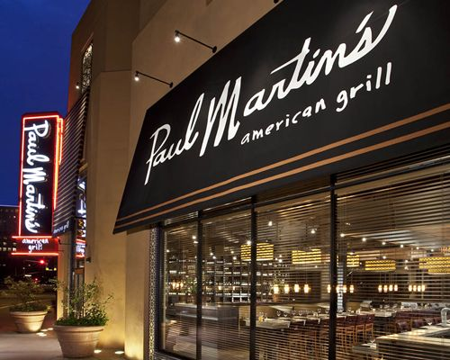 Paul martin 39 s american grill announces sixth location to open in mountain view in 2013 - American grill restaurant ...