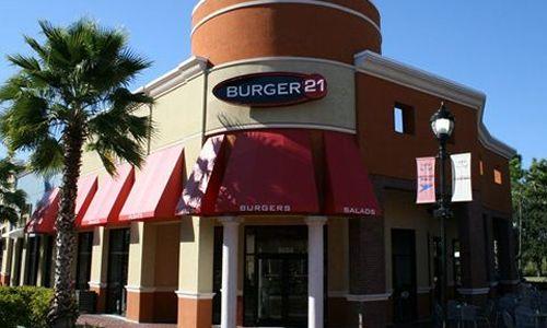 Burger 21 Announces Expansion Plans For Orlando Market