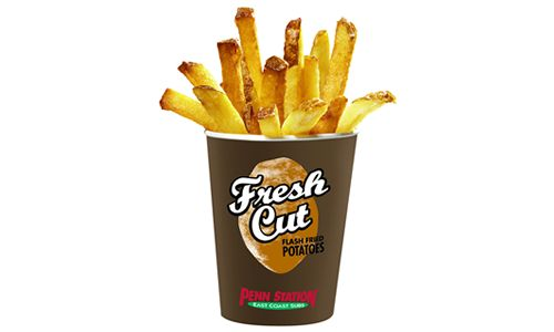 how to fresh cut fries