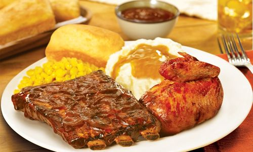 Boston Market St. Louis Style Ribs Spur Double Digit Growth