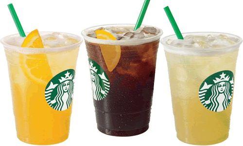 Starbucks Introduces New Refreshment Line Up With Valencia Orange