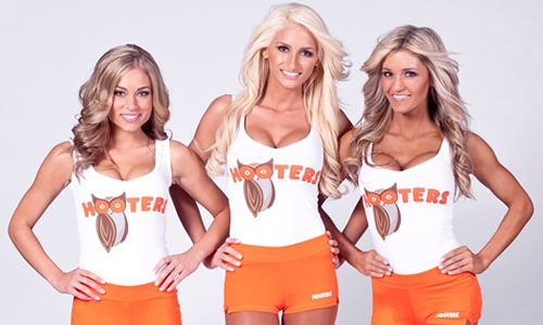 Hooters Debuts New Logo After 30 Years