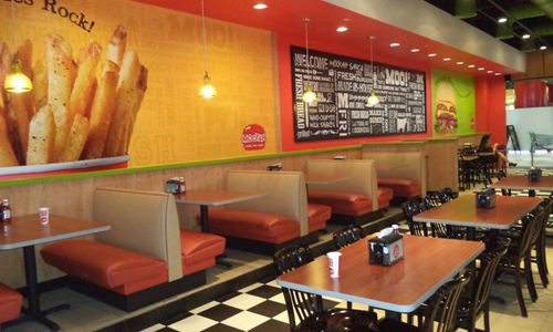 Mooyah Burgers Fries Shakes Prepares For Strong Middle East Expansion With First Restaurant Opening
