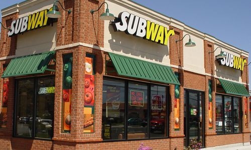 SUBWAY Restaurants Salutes Veterans