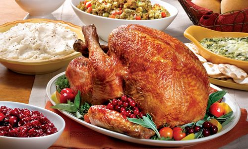 Boston Market Research Indicates Non-Traditional Dishes Will Round Out Thanksgiving Menus This Year