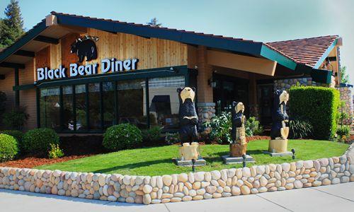 Black Bear Diner Opens 62nd Restaurant In Visalia California