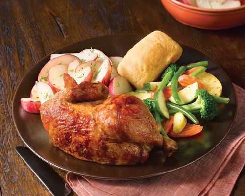 Boston Market Unveils Tax Day Deal Chicken Meal