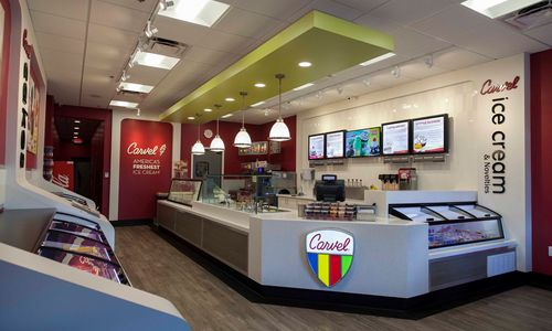 Ice Cream Restaurant Decoration Games : Carvel unveils new shoppe design and brand image as ice