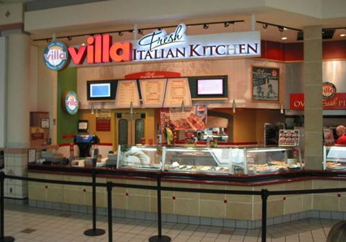 Villa Enterprises and General Growth Properties Ink Deal to Open 40 Mall-Based Villa Italian Kitchen Units