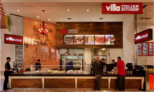 Villa Italian Kitchen, Green Leaf's, Bananas Smoothies & Frozen Yogurt, and South Philly Steaks & Fries All Open Today at Riverwalk Marketplace
