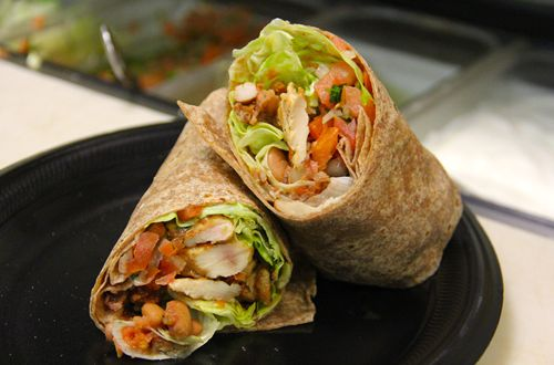 Healthy Choices at Cotixan Mexican Food