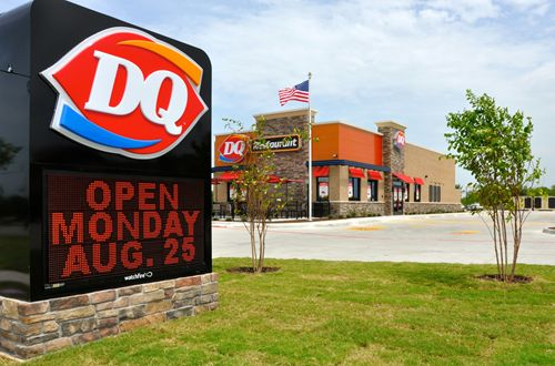 dairy queen 50th anniversary