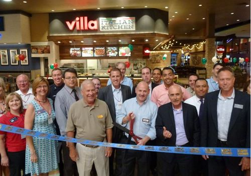 Food Hall by Villa at Arizona Mills Donates $1,500 to Treasures 4 Teachers