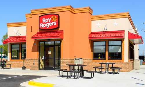 Roy Rogers Restaurants Inks Development Deal in Northeastern New Jersey