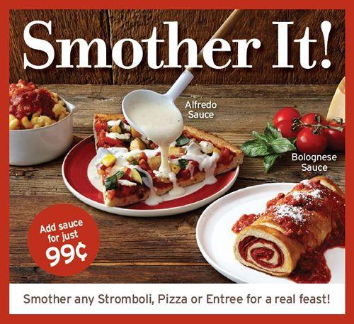 """Villa Fresh Italian Kitchen Menu: Villa Italian Kitchen Introduces """"Smother It"""