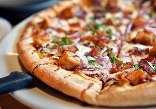 California Pizza Kitchen Veterans Menu