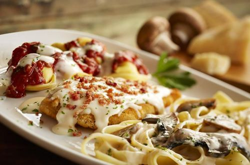 Olive Garden Lunch Menu Lunch Hours Lobster House