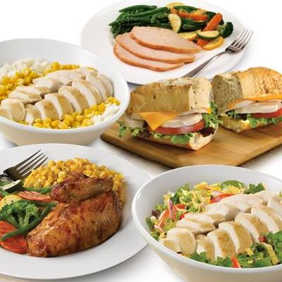 Boston Market Offers Health Conscious Consumers More Than 150 Meals 550 Calories or Less to Help Keep New Year's Resolutions