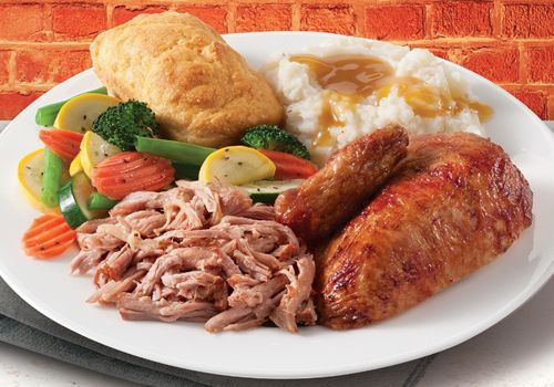 Boston Market Launches New Slow Braised Pulled Pork