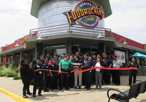 Fuddruckers Welcomes Woodbridge Opening Of New Virginia Fast Casual Restaurant Brings The State To A