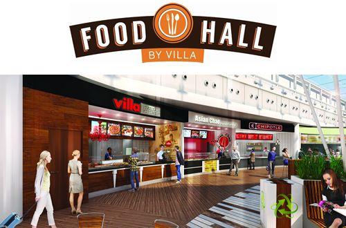 Villa Enterprises Captures Major Food Court Contract at Orlando International Airport