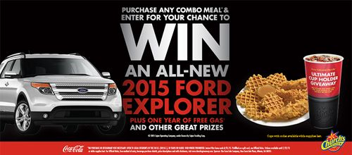Church's Chicken and Coca-Cola Rev up Fan Loyalty with Summer Promo Featuring a Chance to Win a New Car