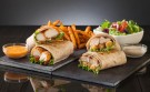 The New Miami Subs Grill and Miami Grill Debut Whole Wheat Chicken Wraps Limited Time Offer