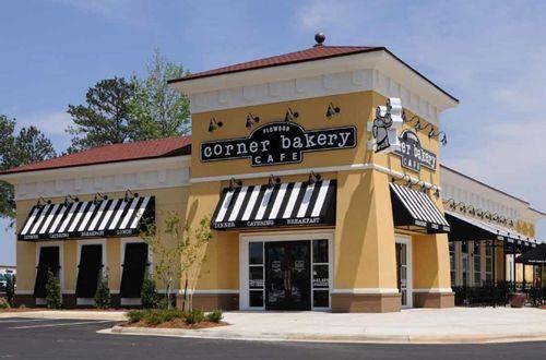 Corner Bakery Cafe Founded