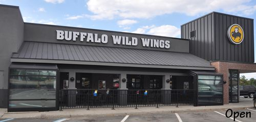 7b7e9975dde Another Buffalo Wild Wings Expands Their Outdoor Patio for Year-Round Use  with a Roll
