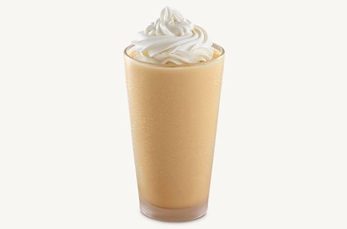 arby s joins the pumpkin party with pumpkin cheesecake shake