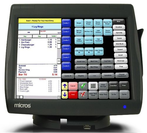 Emv Payment Solution For Aloha Micros Pos Available Now