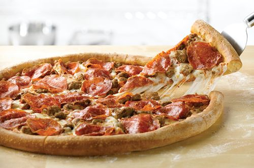 Every Fan Scores Big with Papa John's New XL Monster Toppings Pizza