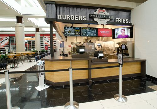 Burger Factory At Walden Galleria Mall