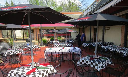 Candicci S Restaurant And Bar A Legendary St Louis Italian