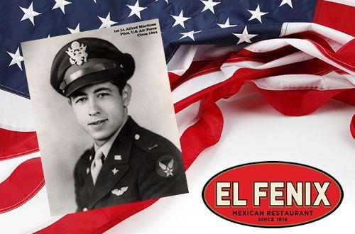 El Fenix Serves Up Free Meals on Veterans Day