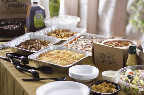 olive garden announces catering delivery available at all restaurants nationwide - Olive Garden Donation Request