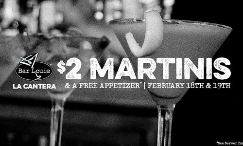 Bar Louie Celebrates 3 Years In San Antonio Texas With 2