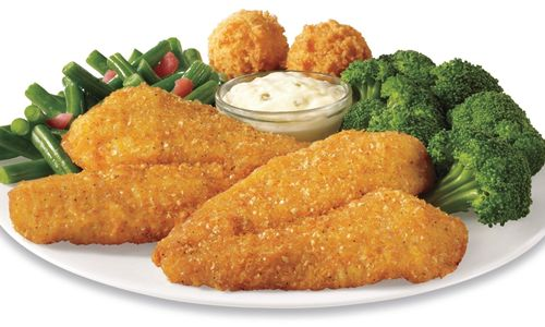 Captain d 39 s emphasizes seafood expertise with full for Captain d s batter dipped fish