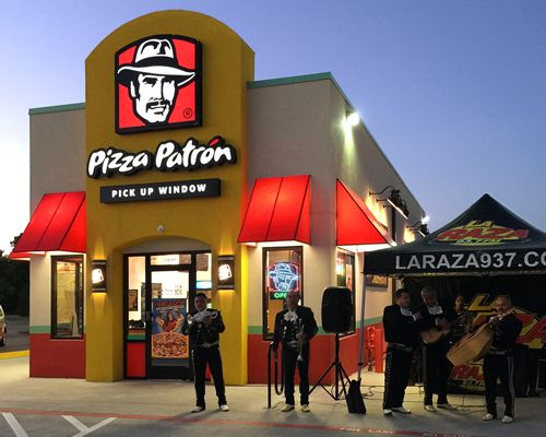 Franchise Information for Pizza Patron