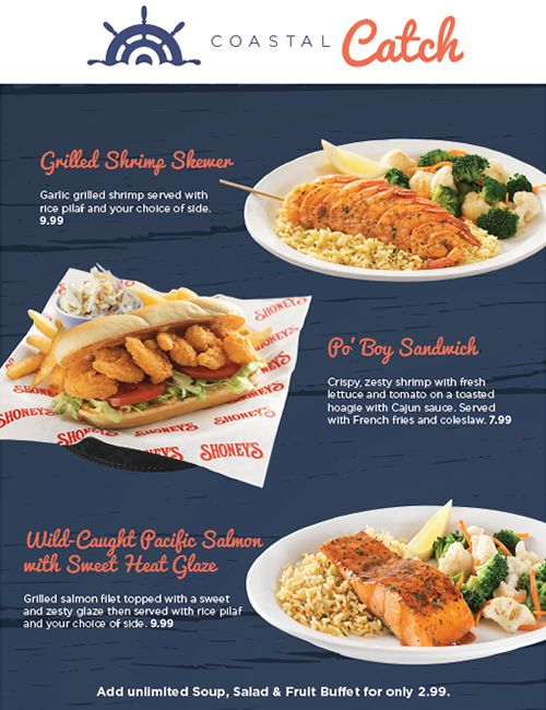 Seafood restaurant coupons