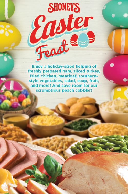 Shoneys Invites America To Enjoy Its Home Style Easter Buffet